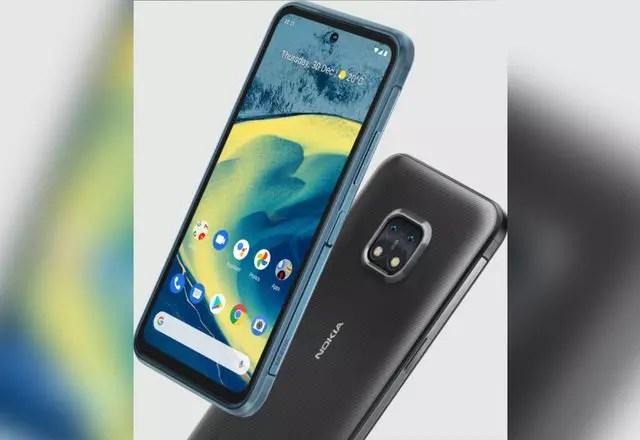 Nokia XR20 özellikleri