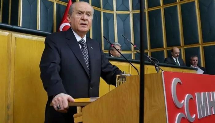 Son dakika! Devlet Bahçeli'den bomba erken seçim açıklaması