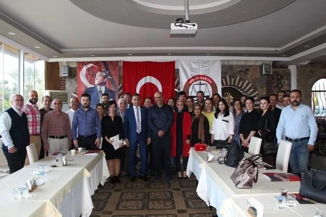Anamur ve Silifke'de 'Boşanma ve Mal Rejimi' semineri