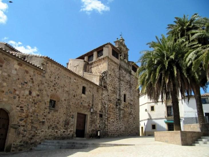Convento de Santa Clara en Cáceres: 1 opiniones y 7 fotos