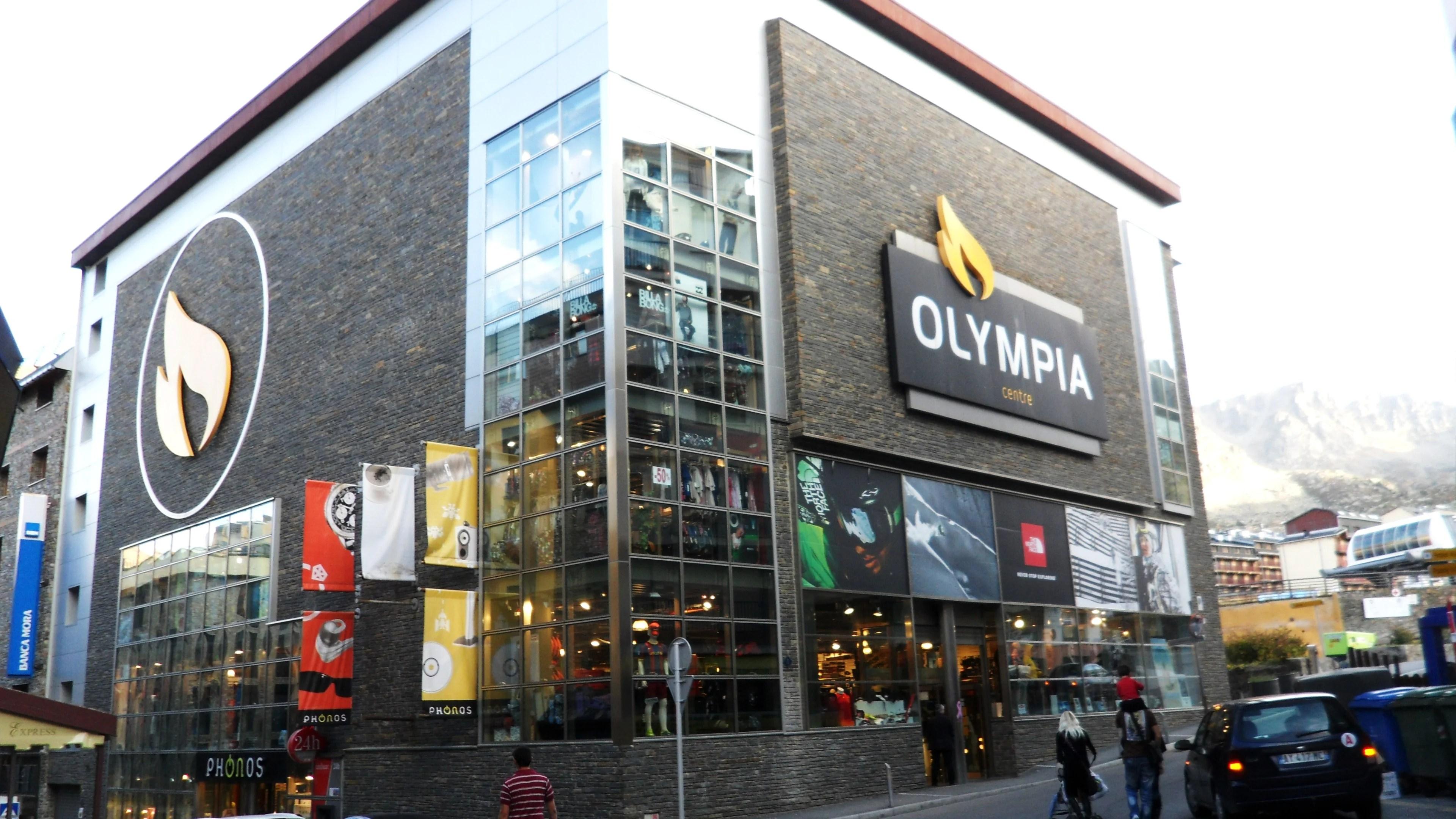 magasin olympia a pas de la casa 2