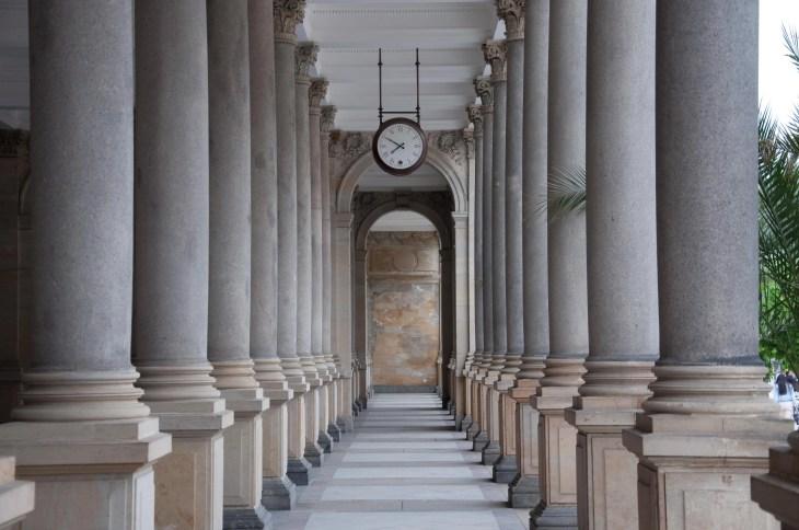Columnata del Molino en Karlovy Vary: 3 opiniones y 8 fotos
