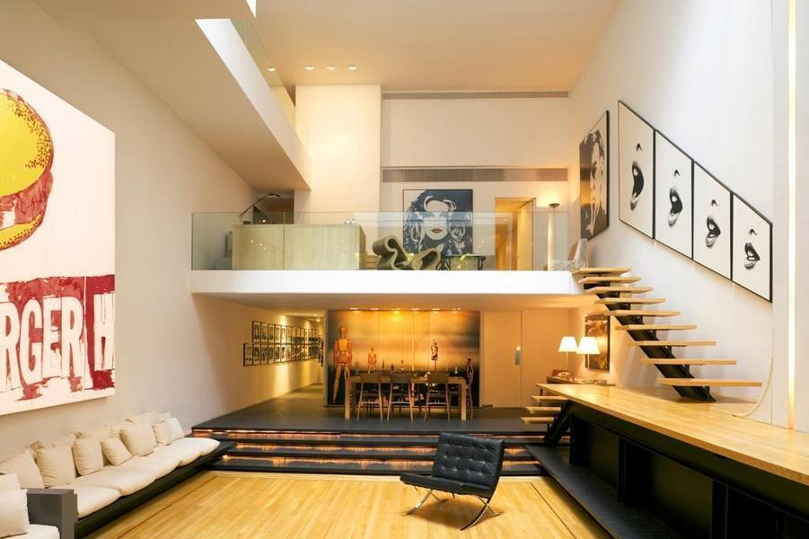 The Iconic Halston House Where Andy Warhol Partied Hits