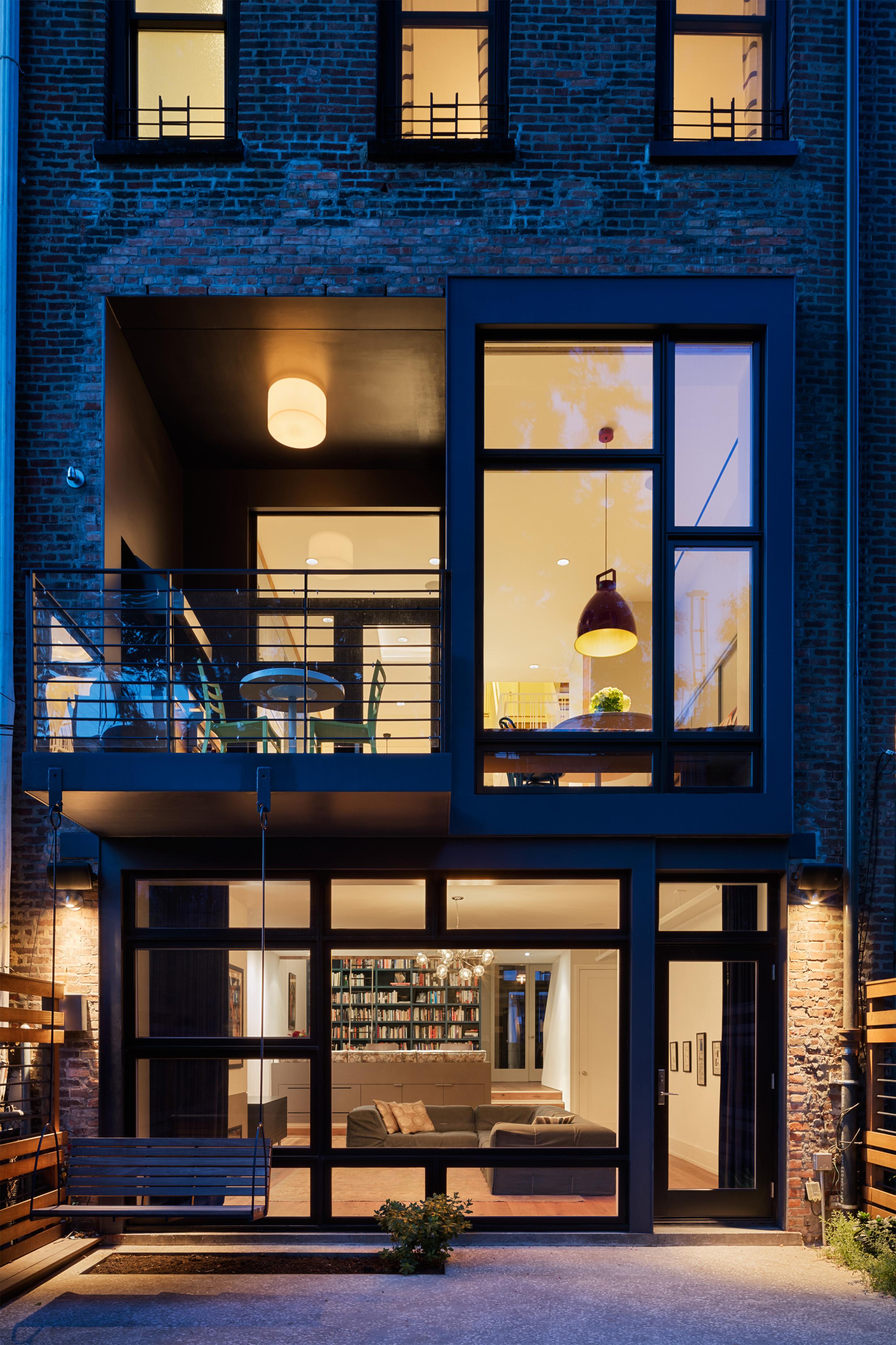 Redtop Architect S East Village Reno Combines Mid Century