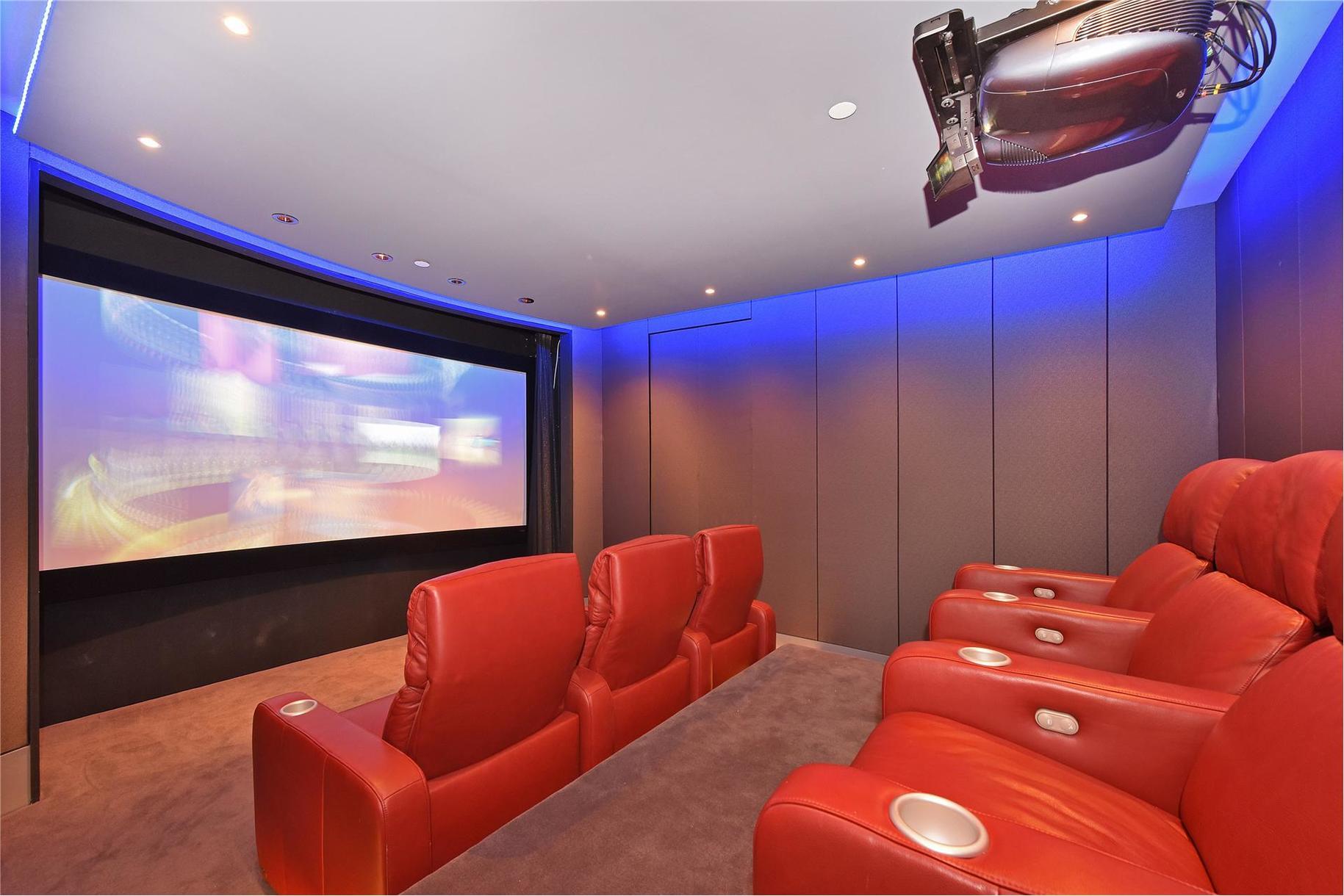 6M Newswalk Duplex Loft Has A Private Screening Room 6sqft