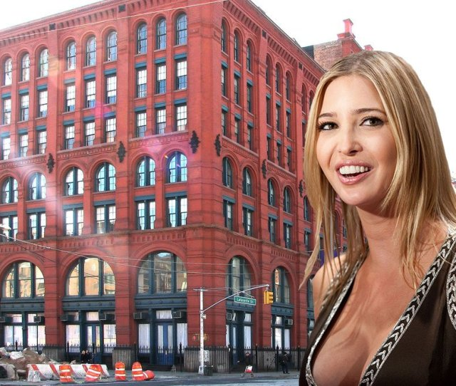 Protest Tonight Outside Ivanka Trumps Puck Building Home Via 57 Gets A Whimsical Sculpture