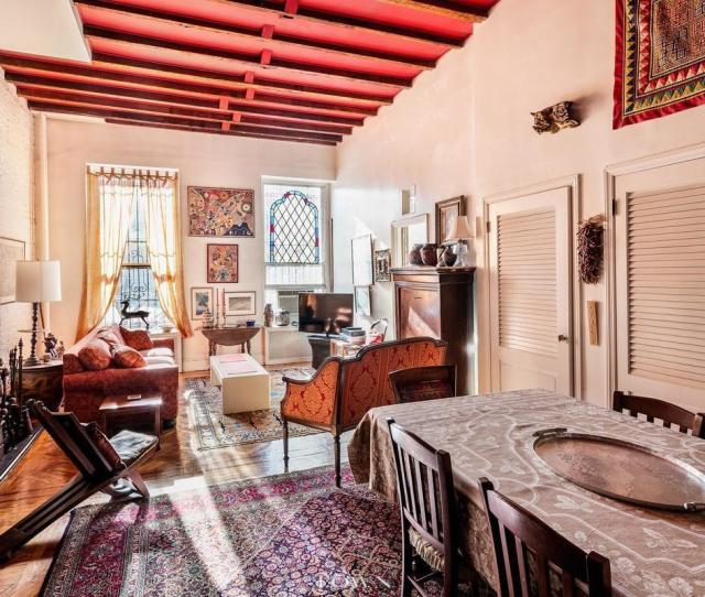 Rent An Eclectic Fully Furnished East Village Loft Overlooking Tompkins Square For  Month