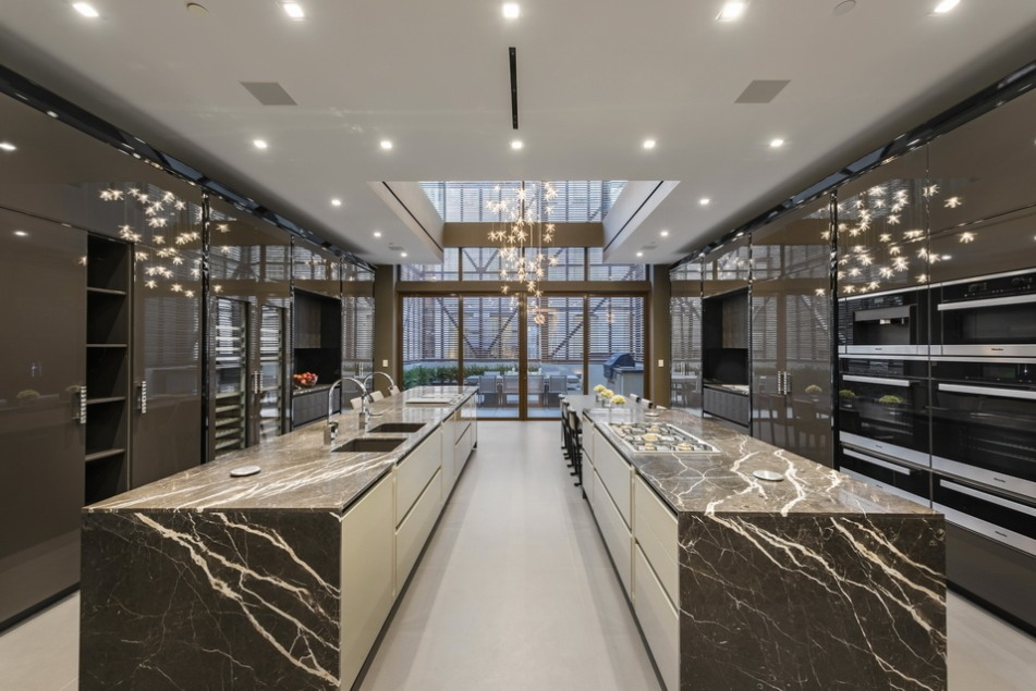 West Chelsea Mansion Reboot With Gym Pool Elevator Wine