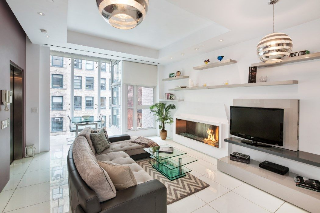 $2.6M For A 'sleek And Sexy' Modern Condo Right Off Union