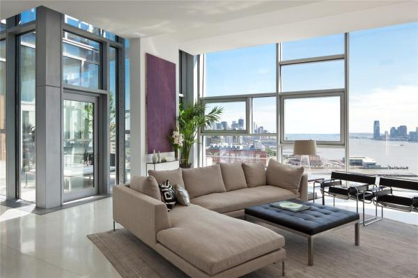 How to decorate a room with floor-to-ceiling windows, tips ...