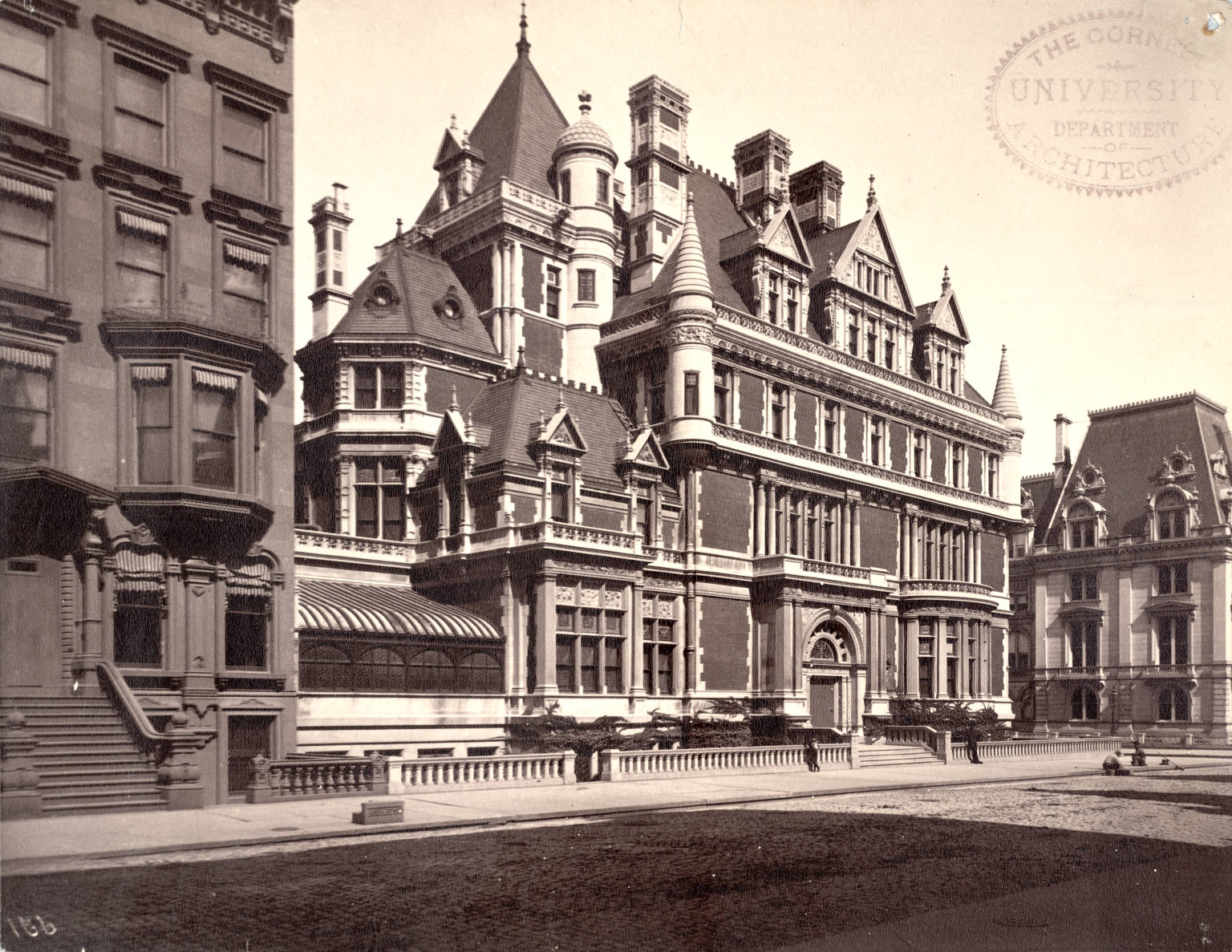 A Guide To The Gilded Age Mansions Of 5th Avenues Millionaire Row 6sqft