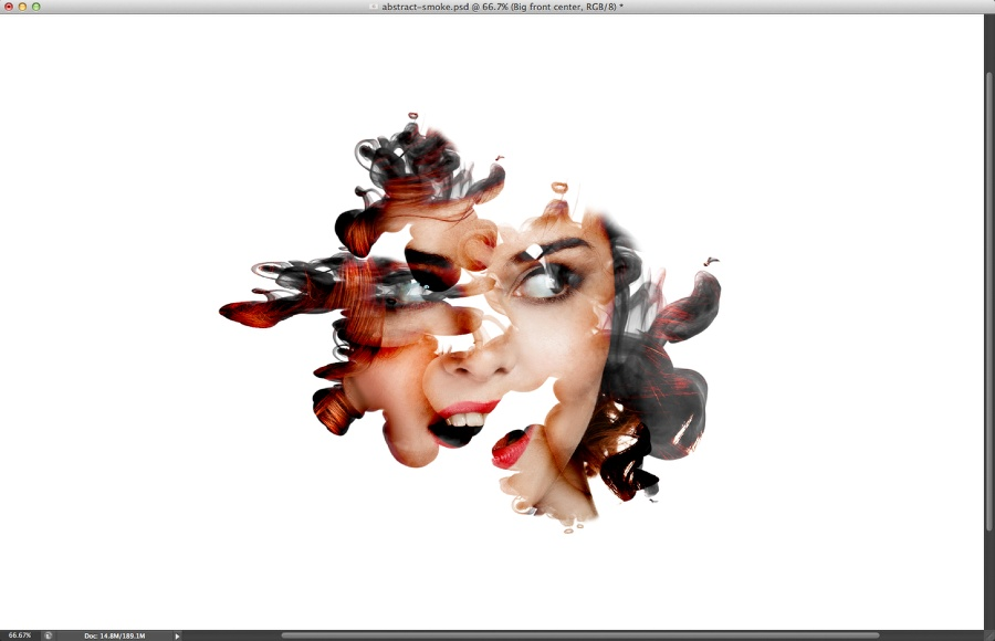 Abstract Photo Manipulation in Photoshop CS 6