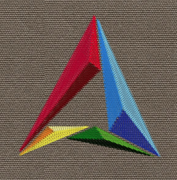Embroidery Effect with Illustrator and Photoshop