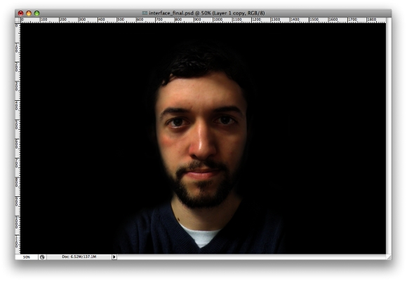 Iron Man Interface in Photoshop