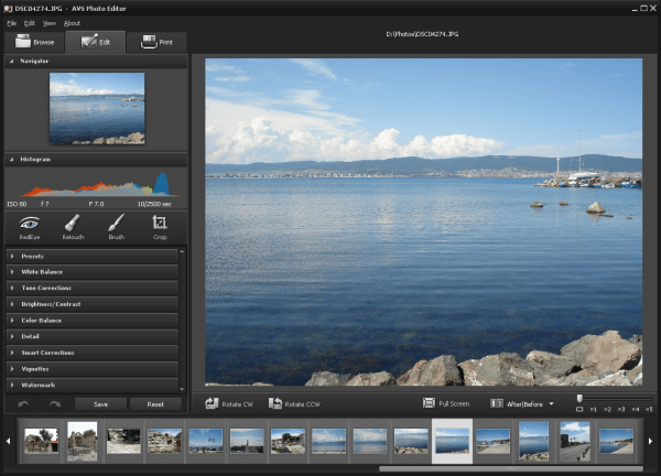 AVS Photo Editor - free photo editing software to improve ...
