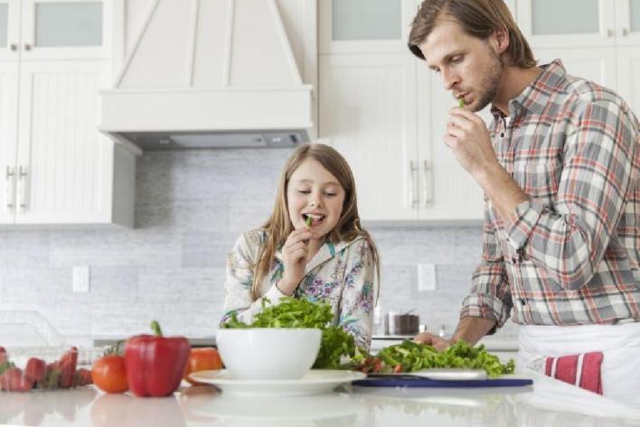 الحمية النباتية والنباتية للأطفال