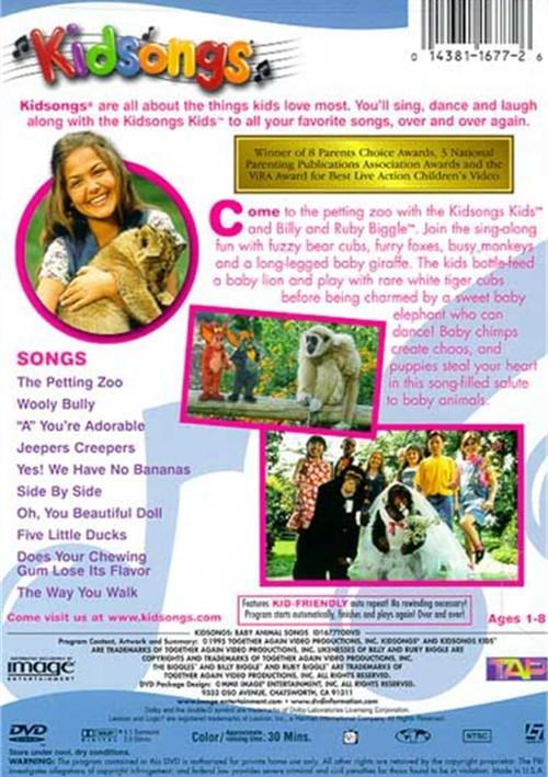 Kidsongs Dvd Empire World