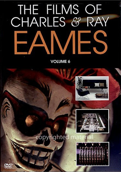Films Of Charles & Ray Eames, The: Volume 6 (DVD 2005 ...