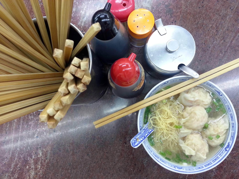 尖沙嘴平價午餐:錫記雲吞麵食@我是旅皇 | 駐場博客 | GOtrip.hk