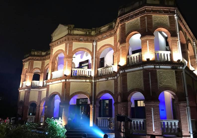 台南知事官邸生活館。圖片由作者提供
