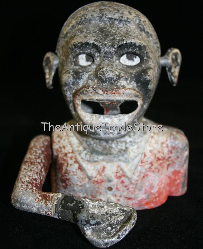 Starkie Jolly Black Man moneybox