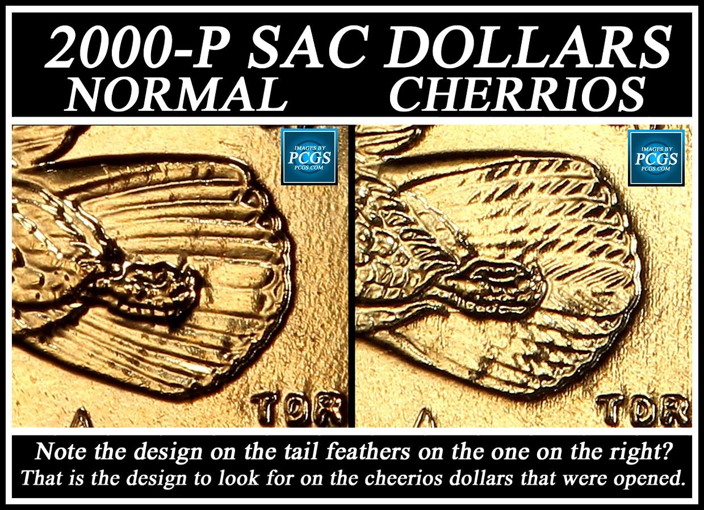 2000 1 Dollar Coin Sacagawea