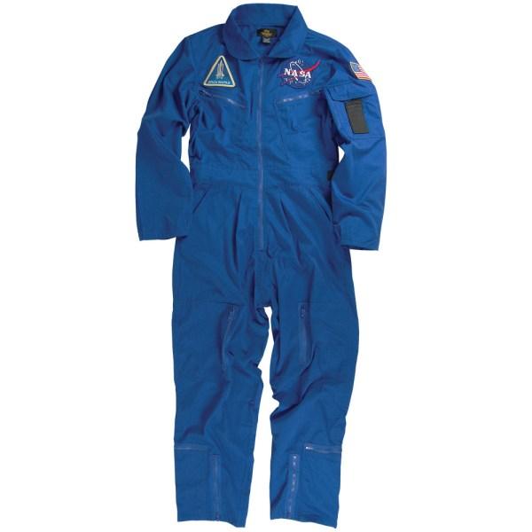 ALPHA INDUSTRIES NASA MODEL ASTRONAUT FLIGHT SUIT WITH ...