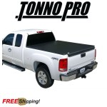 Car Truck Parts Truck Bed Accessories Tonno Pro Tri Fold Soft Tonneau Cover Fits 2005 2017 Nissan Frontier 5 Bed Truck Bed Accessories Centroculturalkavlin Org