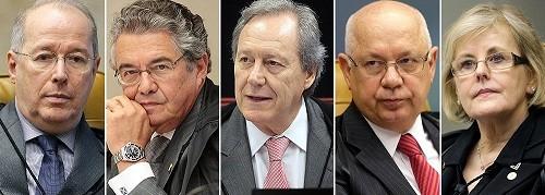 A Separao dos poderes e a politizao do Judicirio