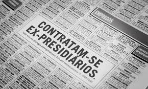 Segunda Chance Ltda Empresa americana s contrata ex-presidirios