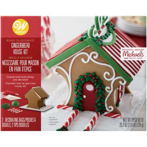 Best Ginergerbread House Kits A Gingerbread Gingerbread House
