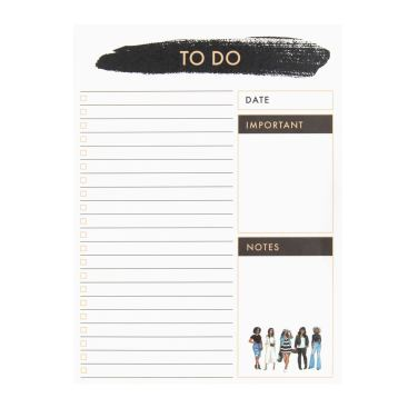 Shop for the Capitol Chic Designs™ List Pad at Michaels
