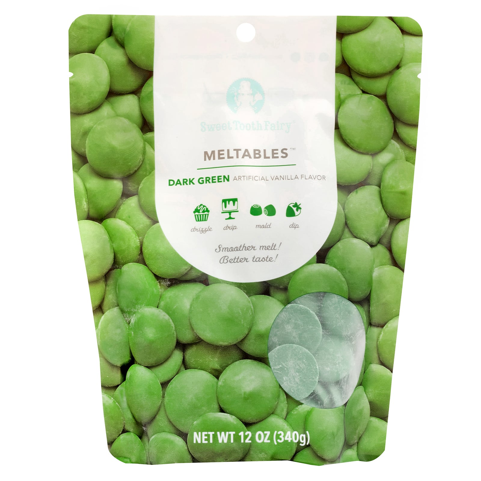 sweet tooth fairy dark green meltables