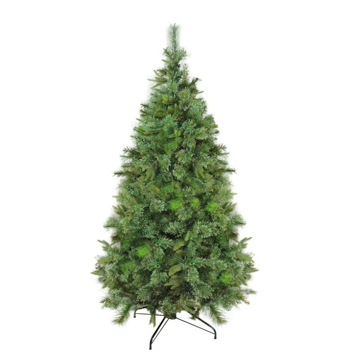 7.5 Ft Cashmere Mixed Pine Full Artificial Christmas Tree, Unlit By Northlight | Michaels�