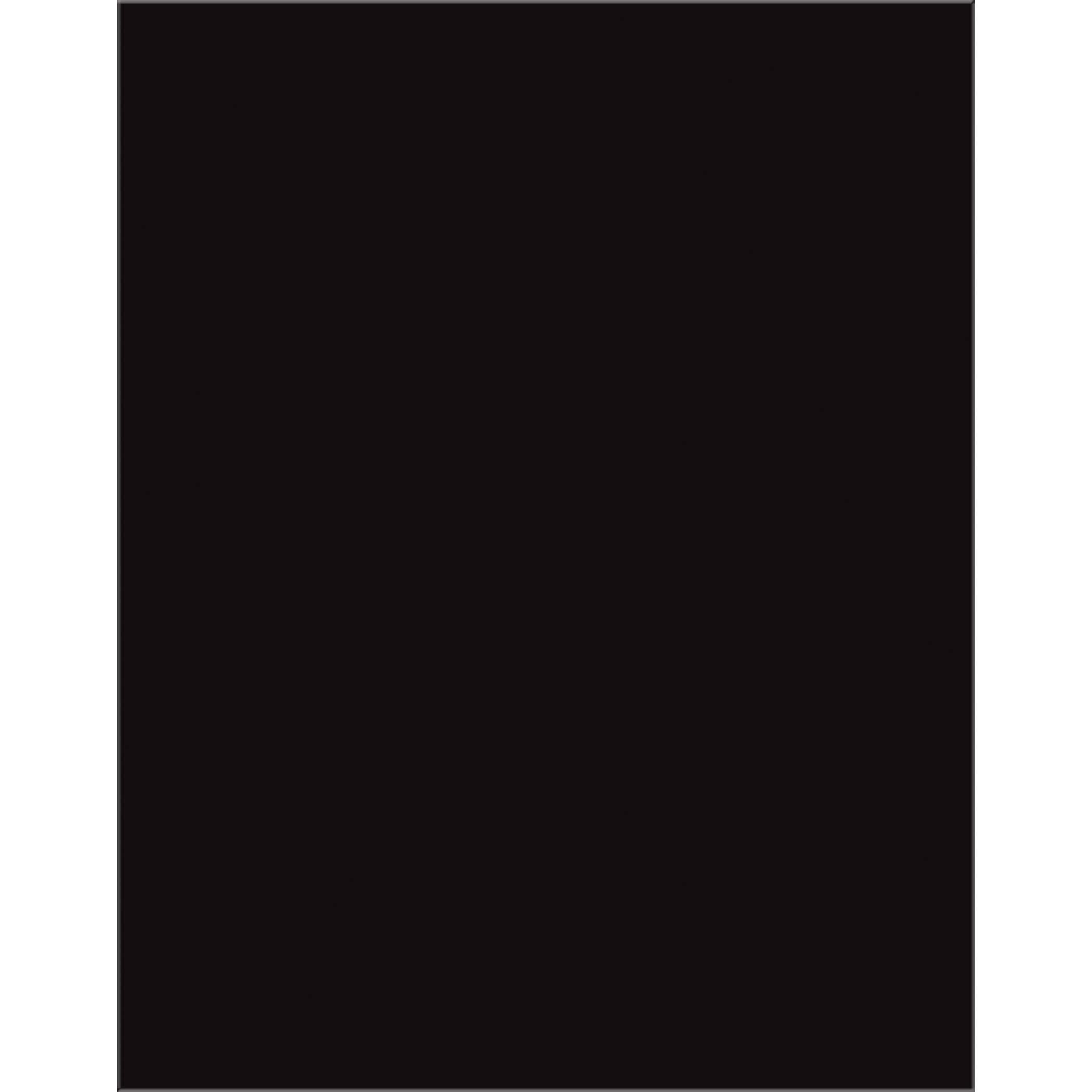 pacon black chalkboard poster board 22 x 28 pack of 25 sheets