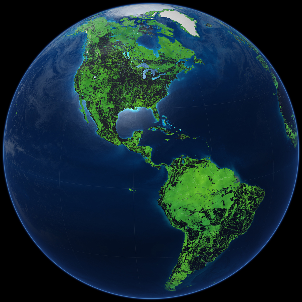 Scientists Plan To Map A Safety Net For Planet Earth