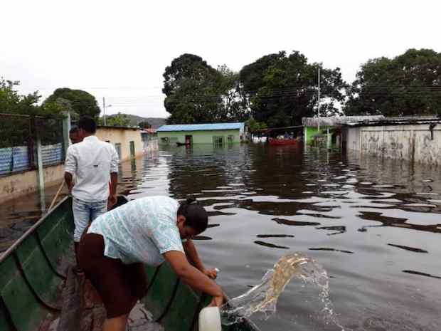 Los pobladores de Amazonas reclaman una mayor atención a las autoridades, en especial asistencia médica, insumos médicos y agua potable. Foto: Olnar Ortiz - AC Kapé Kapé.