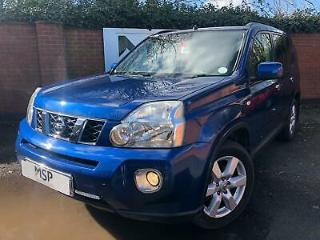 Used Nissan X Trail Cars In Burton On Trent Nestoria Cars