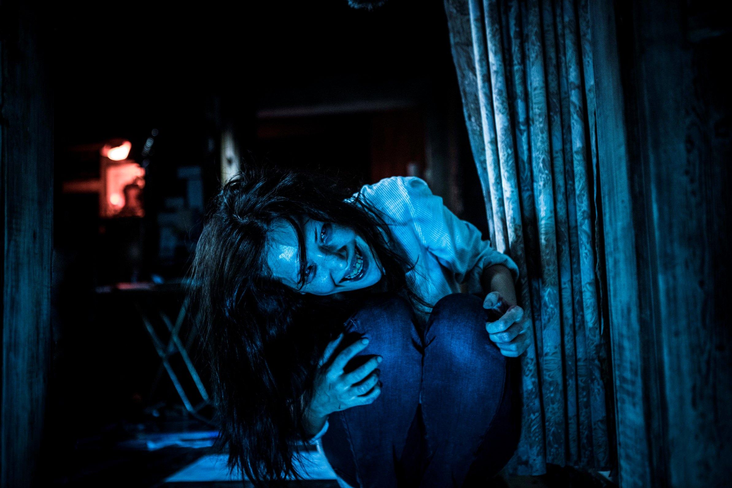 這是我們的國民女神嗎?許瑋甯在《紅衣小女孩2》驚悚扮相嚇壞眾人! | 紅衣小女孩,紅衣小女孩2,楊丞琳 ...