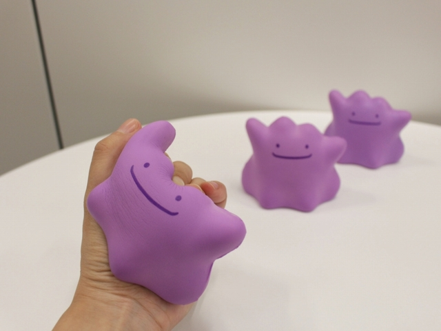 滿滿的百變怪來襲!萌萌軟軟的紫色寶可夢大舉進攻荷包   百變怪,變身,寶可夢,百變怪之歌,扭蛋   生活 ...