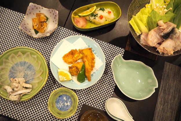 ふく・長州料理 KATSUMOTO 河豚料理
