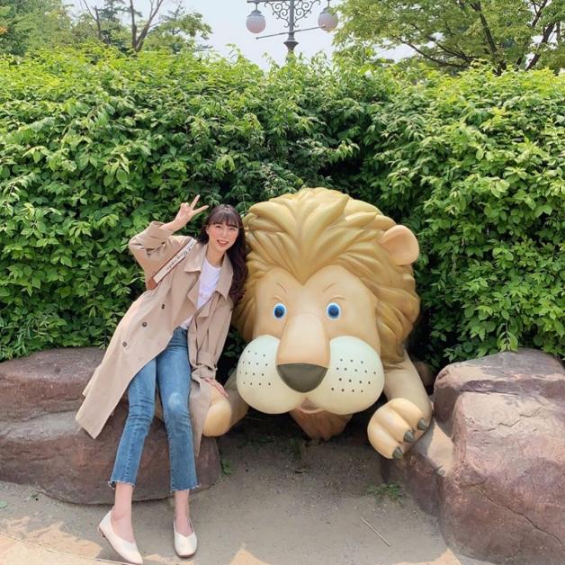 她的私生活:遊樂園約會