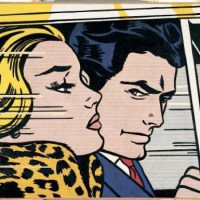 Roy Lichtenstein - POP ART