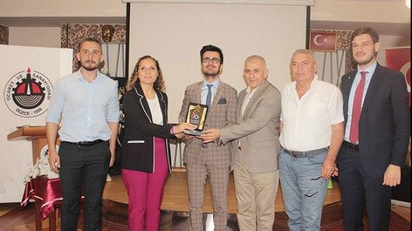 Uluslararası Sosyal Girişimcilik Zirvesi ilk kez Düzce'de