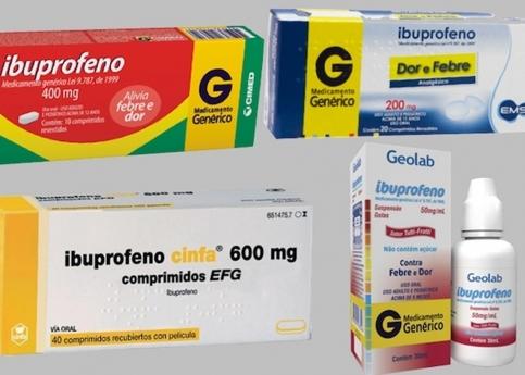 Ibuprofeno pode agravar infecções em tratamento