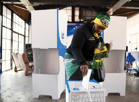 Eleições na África do Sul: ANC enfrenta desafios