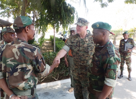 EUA pretendem reforçar cooperação com Angola