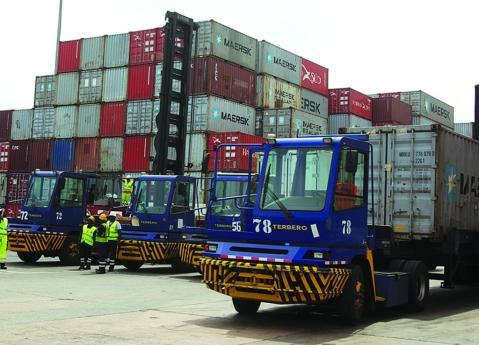 Governo corta cobranças a favor de portos e CNC