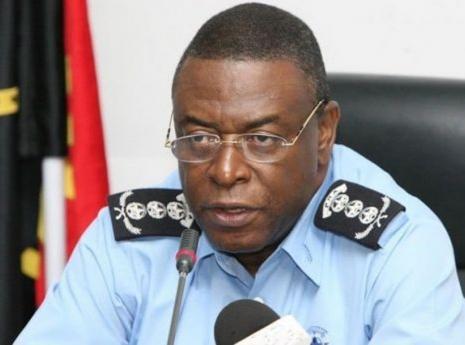 """""""Operação Resgate"""" - Comandante-geral da Polícia Nacional tranquiliza as populações"""