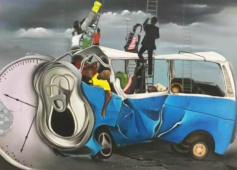 "Osvaldo Ferreira apresenta ""Travelling sobre Luanda"""
